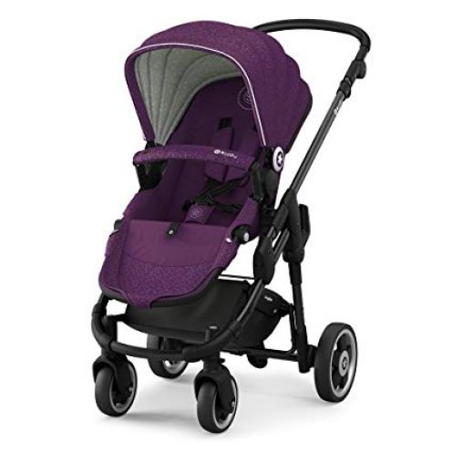 kiddy 4603FEG040 Sportwagen Evoglide 1 Royal