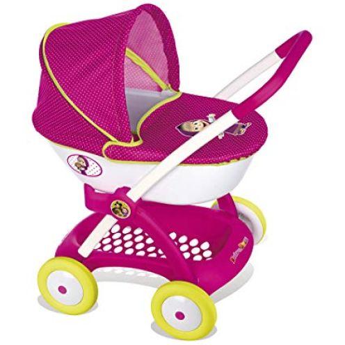 Smoby Cotoons 254101-Masha-Kinderwagen