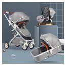 MESURE Luxus Baby-Kinderwagen