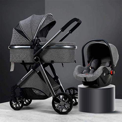 YZPTD Luxus Kinderwagen